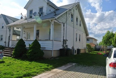 Elmwood Park Multi Family 2-4 For Sale: 27 Kipp Avenue