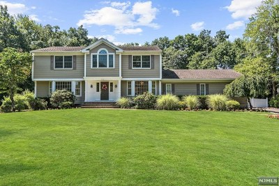 Wyckoff Single Family Home For Sale: 493 Coudert Place