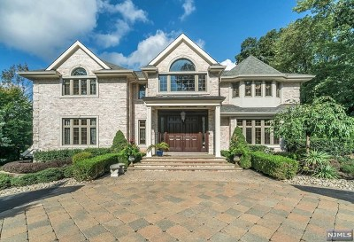 Upper Saddle River Single Family Home For Sale: 41 Stevenson Lane