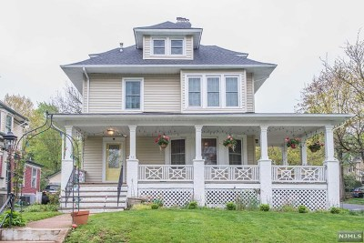 Essex County Single Family Home For Sale: 30 Hillside Avenue