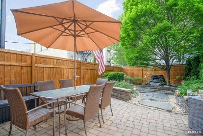 Hudson County Condo/Townhouse For Sale: 606 Adams Street #1