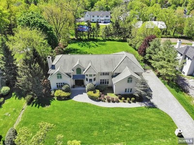Tenafly Single Family Home For Sale: 128 Kent Road