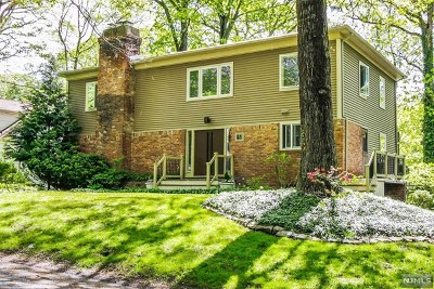 Ringwood Single Family Home For Sale: 53 Pequot Road