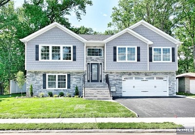 Saddle Brook Single Family Home For Sale: 47 Birk Street