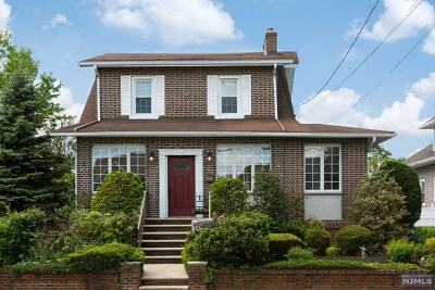 East Rutherford Single Family Home For Sale: 942 York Street