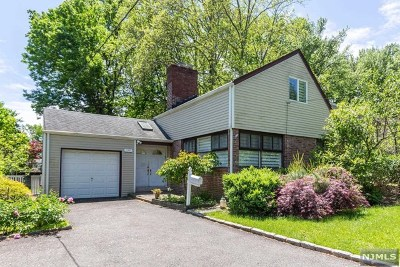 Tenafly Single Family Home For Sale: 192 Riveredge Road