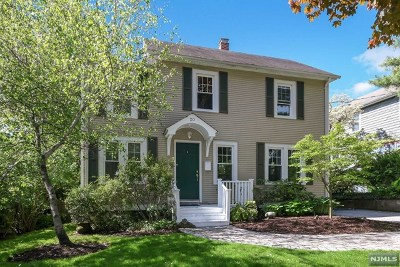 Cresskill Single Family Home For Sale: 20 Smith Terrace