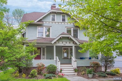 Essex County Single Family Home For Sale: 75 Edgemont Road