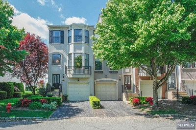 Essex County Condo/Townhouse For Sale: 420 Hartford Drive
