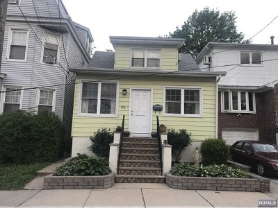 Hudson County Single Family Home For Sale: 301 Maple Street