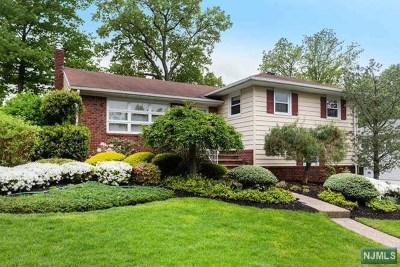 Oradell Single Family Home For Sale: 559 Winne Avenue