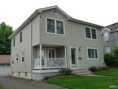 Hasbrouck Heights Single Family Home For Sale: 265 Lasalle Avenue