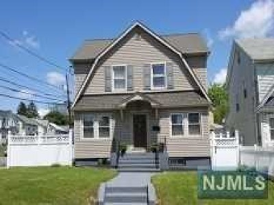 Paterson Single Family Home For Sale: 269-271 8th Avenue