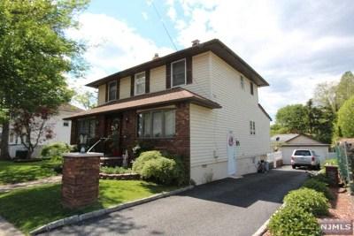 Rochelle Park Single Family Home For Sale: 345 Rochelle Avenue