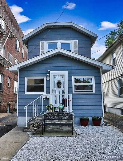 Hudson County Single Family Home For Sale: 424 Beech Street