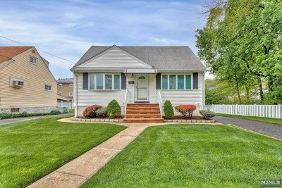 Elmwood Park Single Family Home For Sale: 253 Philip Avenue