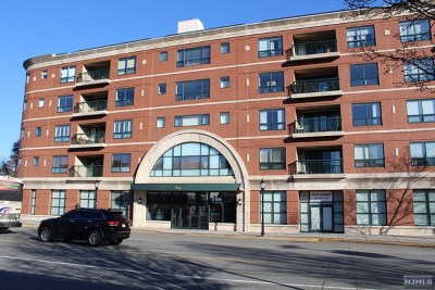 Rutherford Condo/Townhouse For Sale: 1 Orient Way #202