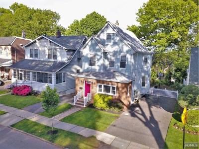 Hudson County Single Family Home For Sale: 418 Devon Street