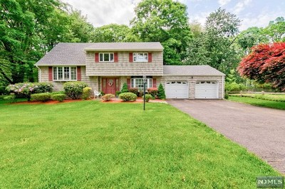 Bergen County Single Family Home For Sale: 623 Wildwood Road