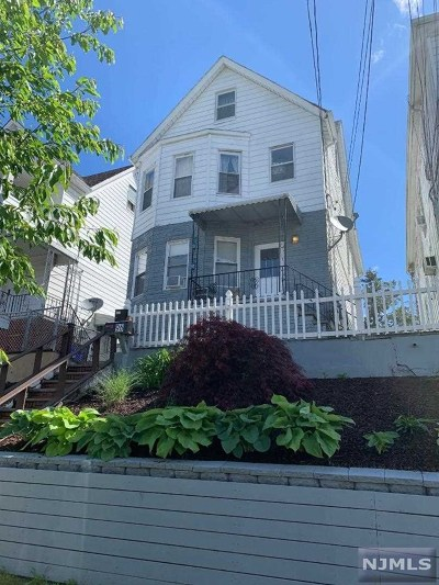 Bergen County Multi Family 2-4 For Sale: 96 Wessington Avenue