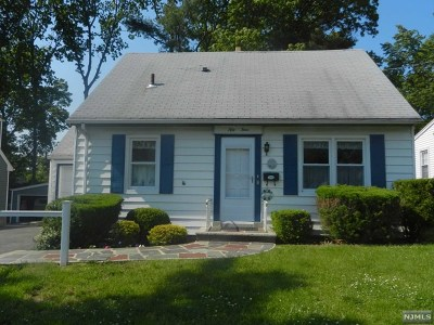 Dumont Single Family Home For Sale: 54 Forest Road