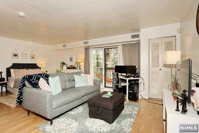 Fort Lee Condo/Townhouse For Sale: 540 North Avenue #C