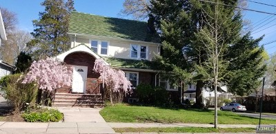Teaneck Multi Family 2-4 For Sale: 223 Elm Avenue