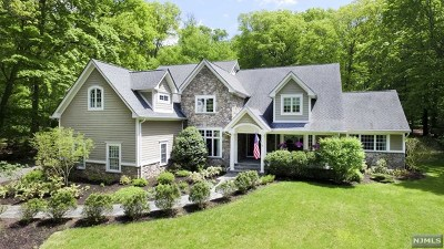 Bergen County Single Family Home For Sale: 9 Baldwin Road