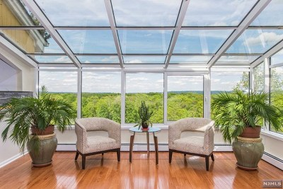 Morris County Single Family Home For Sale: 61 Hook Mountain Road