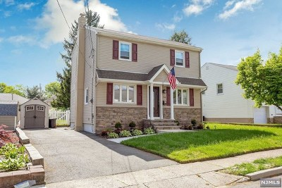 Bergen County Single Family Home For Sale: 3-40 27th Street