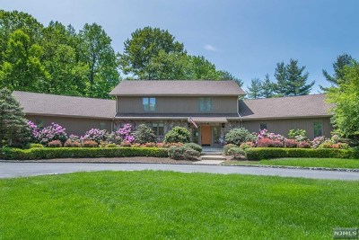 Morris County Single Family Home For Sale: 59 Round Hill Road