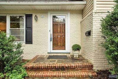 Madison Borough Single Family Home For Sale: 54 Barnsdale Road