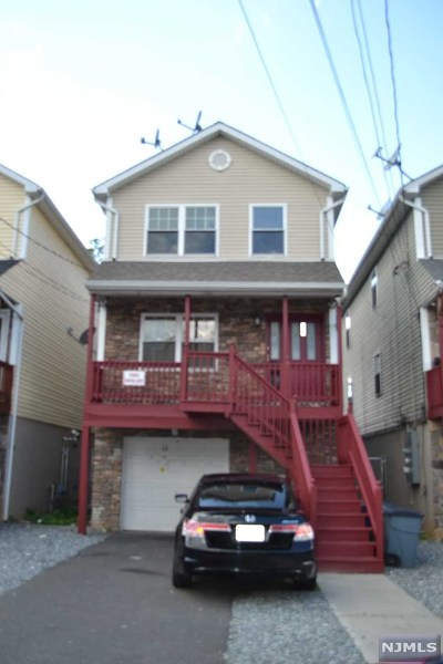 Passaic County Multi Family 2-4 For Sale: 28 Highland Street