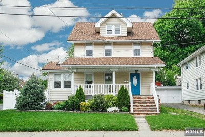 Bergen County Single Family Home For Sale: 226 Teaneck Road