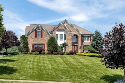 Morris County Single Family Home For Sale: 22 Bonnieview Lane