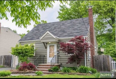 Bergen County Single Family Home For Sale: 13-29 20th Street