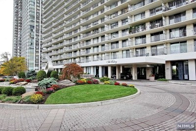 Fort Lee NJ Condo/Townhouse For Sale: $535,000
