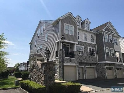 Passaic County Condo/Townhouse For Sale: 177 Brittany Court