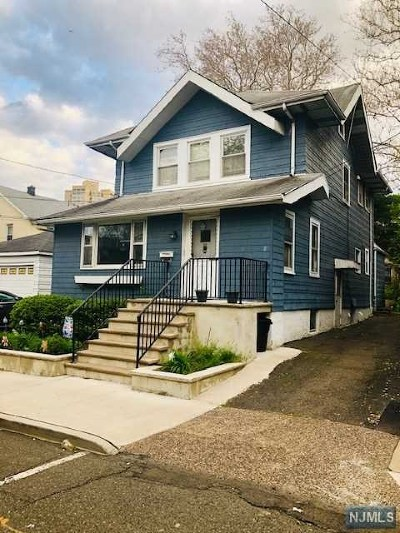 North Bergen Multi Family 2-4 For Sale: 29 72nd Street