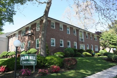Fair Lawn Condo/Townhouse For Sale: 25-03 Fair Lawn Avenue #B