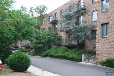 Ridgefield Park Condo/Townhouse For Sale: 99 Teaneck Road #317