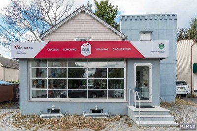 Englewood Cliffs Commercial For Sale: 1 Sylvan Avenue