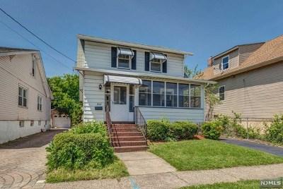 Clifton Single Family Home For Sale: 252 Trenton Avenue
