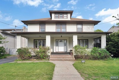 Fort Lee Single Family Home For Sale: 1010 Edgewood Lane
