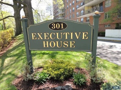 Hackensack Condo/Townhouse For Sale: 301 Beech Street #4g