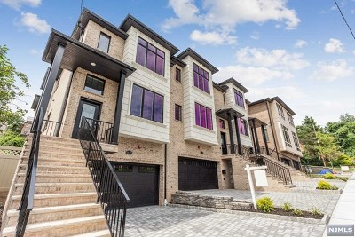 Fort Lee Condo/Townhouse For Sale: 1615 Valley Street #B