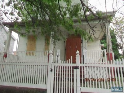 Paterson Multi Family 2-4 For Sale: 230-232 Temple Street