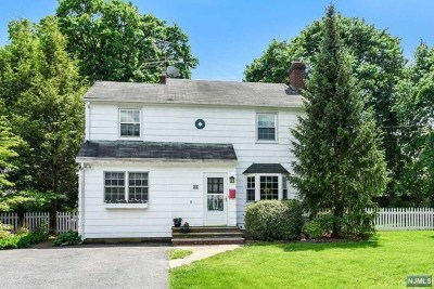 Morris County Single Family Home For Sale: 27 Elizabeth Avenue