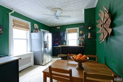 Hudson County Single Family Home For Sale: 203 Bergenline Avenue