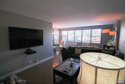 Hudson County Condo/Townhouse For Sale: 500 Central Avenue #410